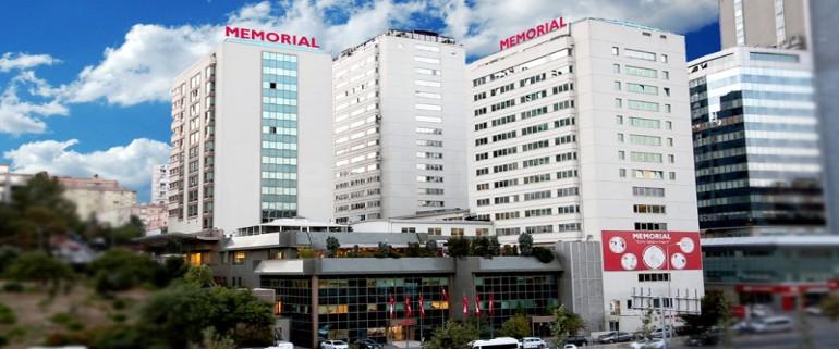 مشفى Memorial 1